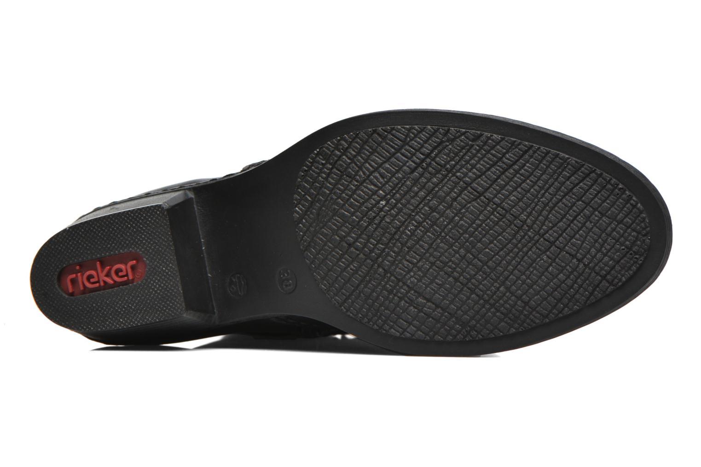 Rieker Nine 75573 Más (Negro) - Botas en Más 75573 cómodo modelo más vendido de la marca e08065