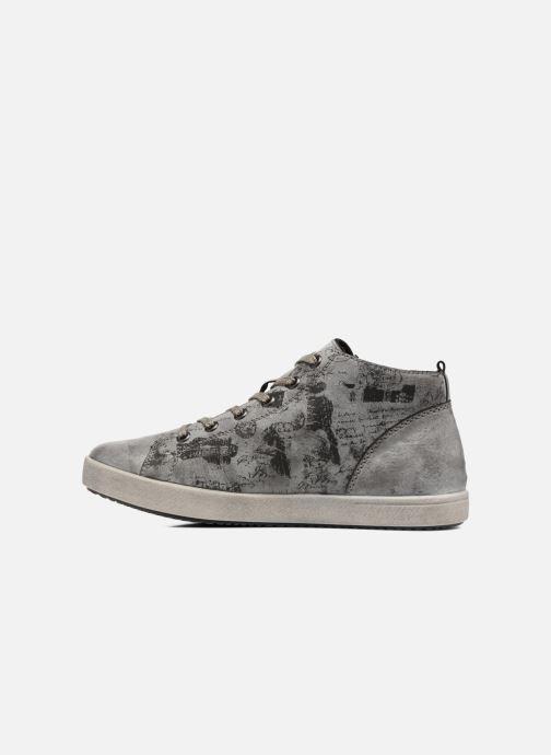 Sneakers Rieker Donna K5272 Grigio immagine frontale