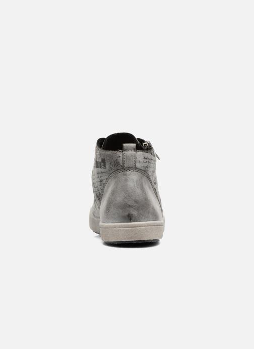 Sneakers Rieker Donna K5272 Grigio immagine destra