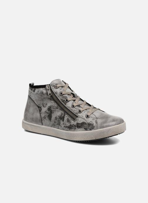 Sneakers Rieker Donna K5272 Grigio vedi dettaglio/paio