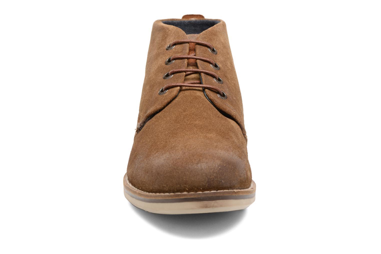 Chaussures à lacets Redskins Balmon Marron vue portées chaussures