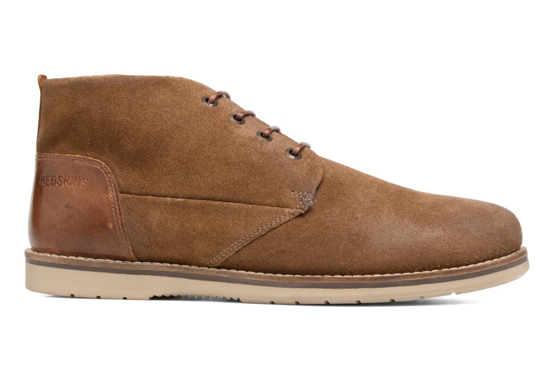Chaussures à lacets Redskins Balmon Marron vue derrière
