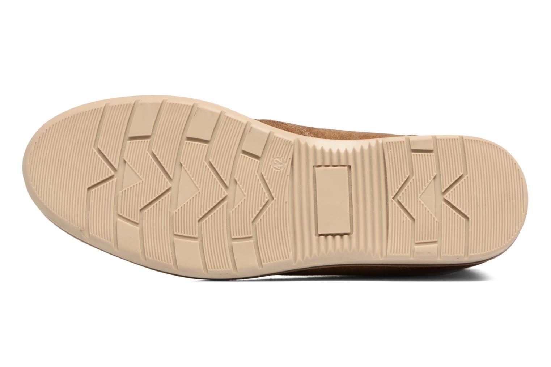 Chaussures à lacets Redskins Balmon Marron vue haut