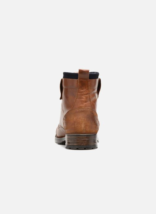 Ankle boots Redskins Yedes Brown view from the right