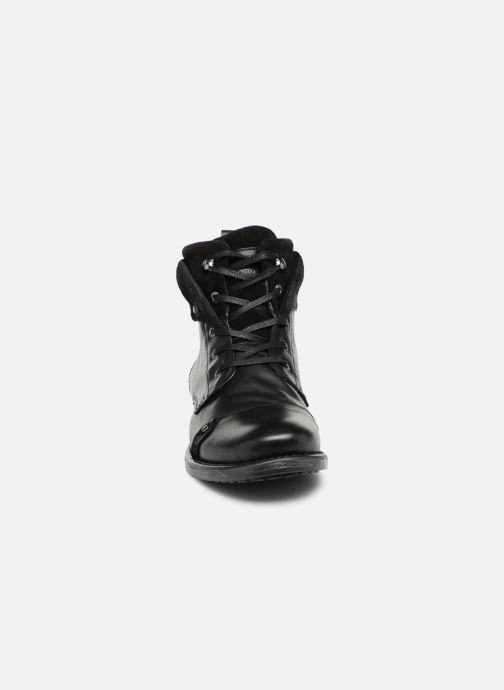Bottines et boots Redskins Yedes Noir vue portées chaussures
