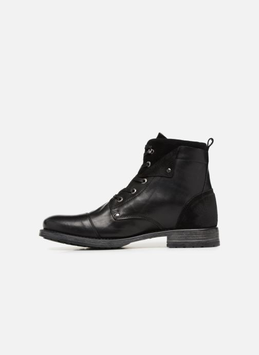 Ankle boots Redskins Yedes Black front view