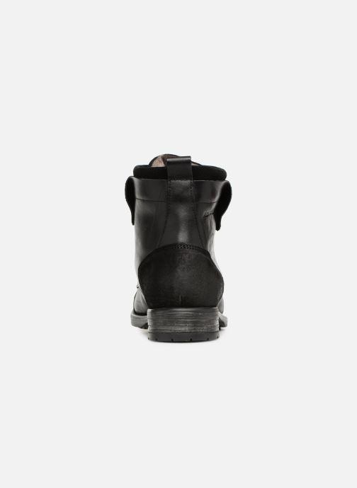 Boots 342097 Yedes Redskins amp; Stiefeletten schwarz v1IBBq7H
