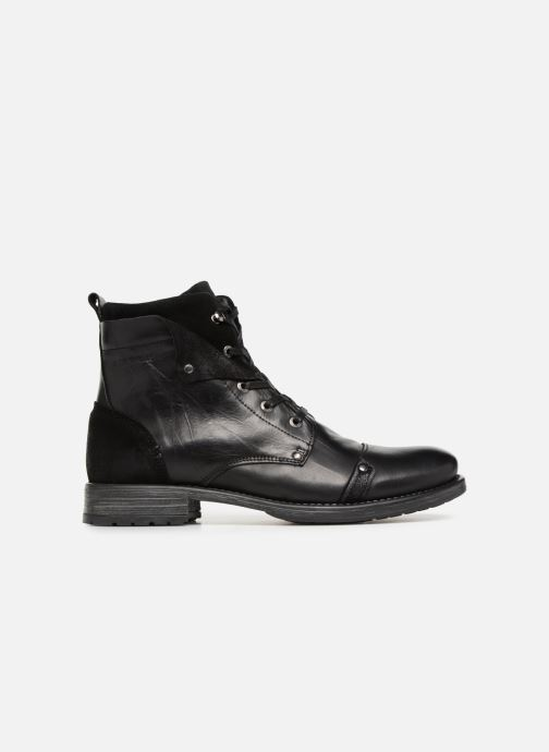 Ankle boots Redskins Yedes Black back view