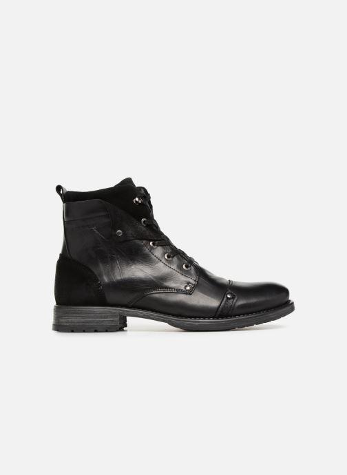 Bottines et boots Redskins Yedes Noir vue derrière
