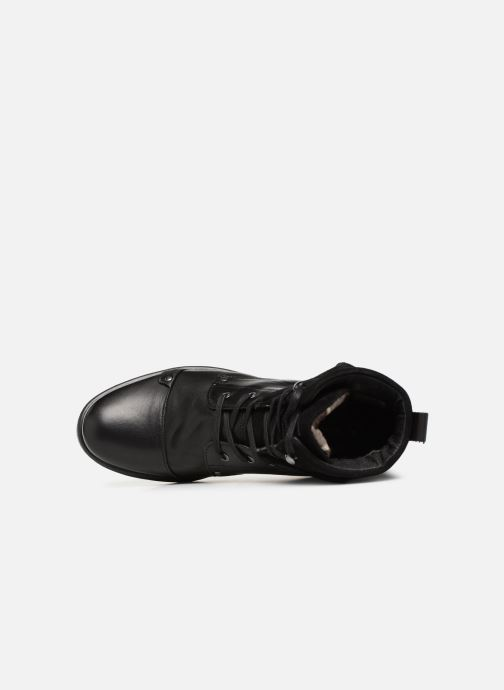 Bottines et boots Redskins Yedes Noir vue gauche