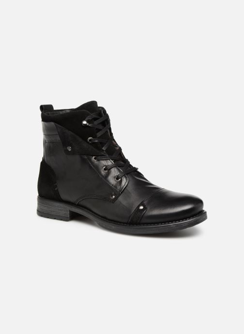 Ankle boots Redskins Yedes Black detailed view/ Pair view