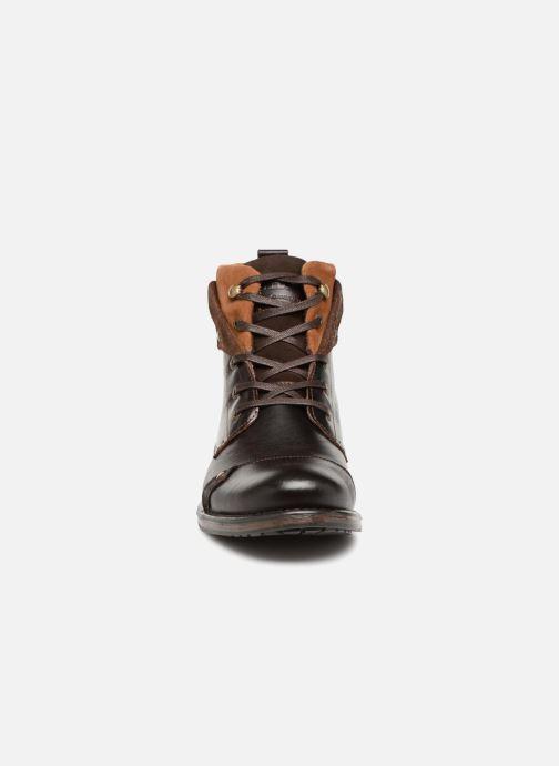 Bottines et boots Redskins Yedes Marron vue portées chaussures