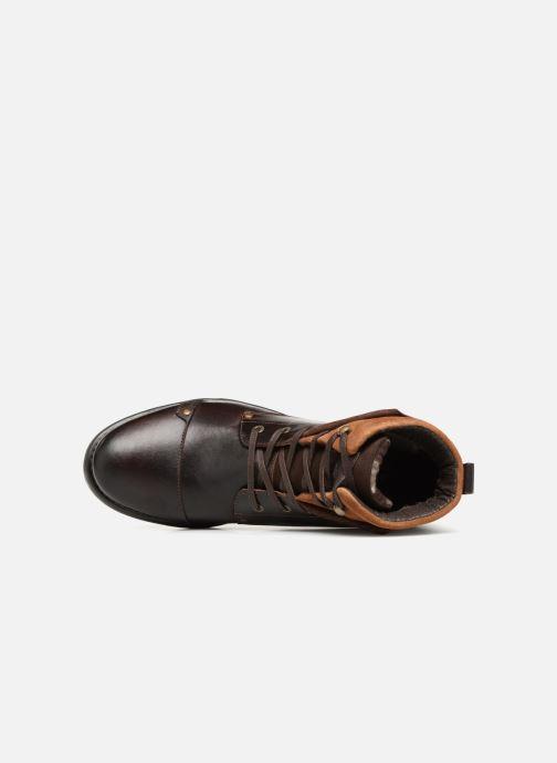 Bottines et boots Redskins Yedes Marron vue gauche