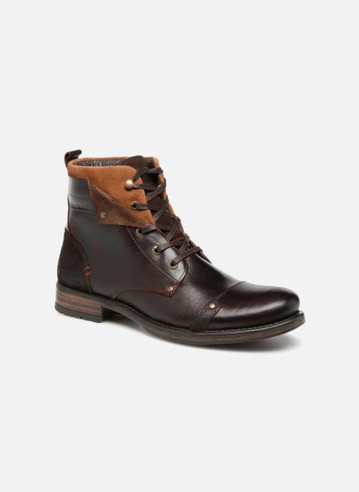 Bottines et boots Redskins Yedes Marron vue détail/paire