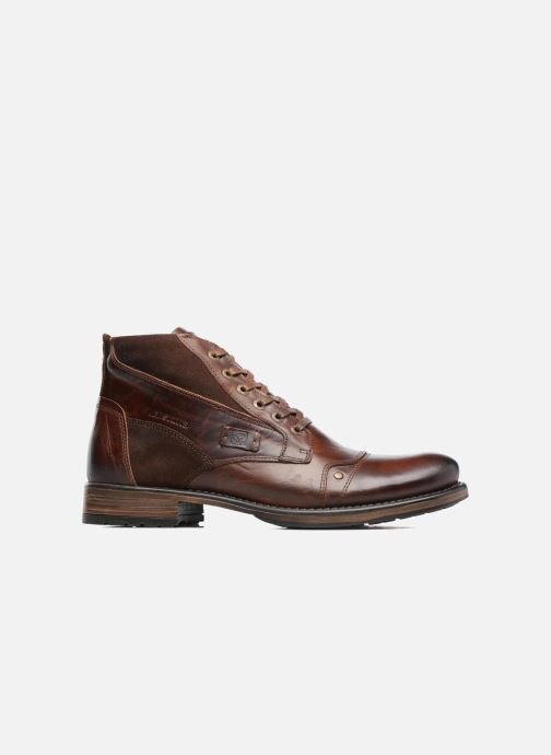 Ankle boots Redskins Yvori Brown back view