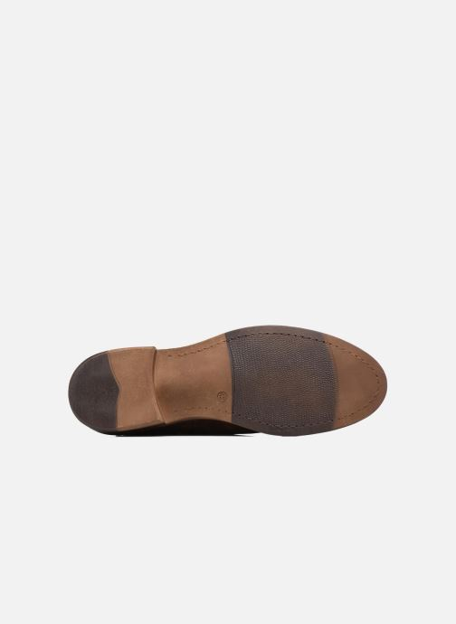 Ankle boots Redskins Devic Brown view from above