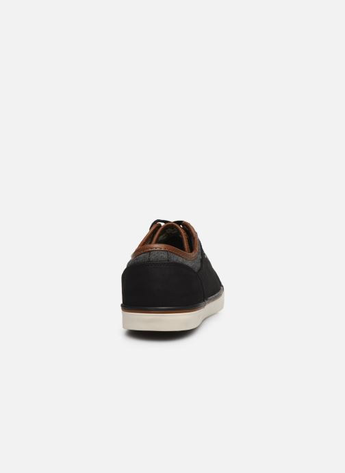 Trainers Redskins Galet Black view from the right
