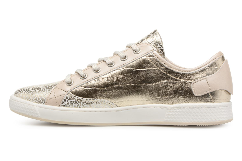 Sneakers Pataugas JesterM Goud en brons voorkant