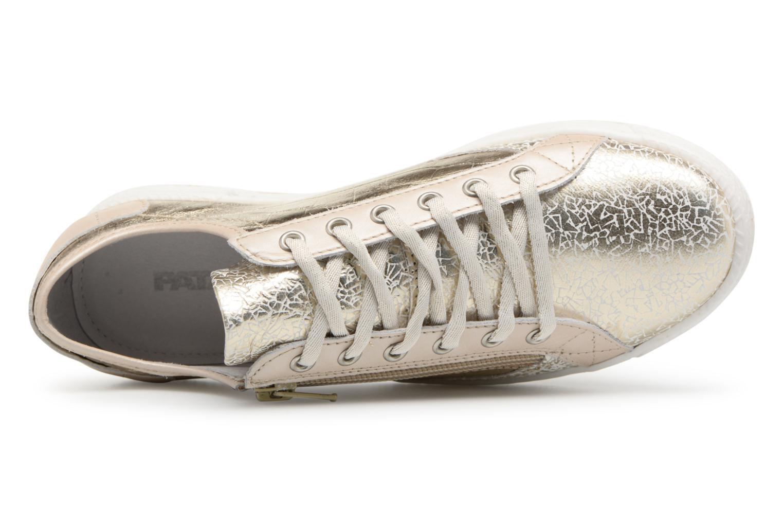 Sneakers Pataugas JesterM Goud en brons links