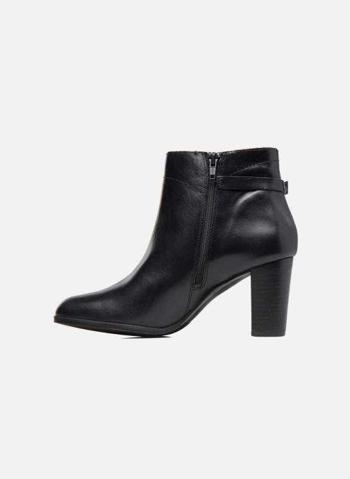 Boots en enkellaarsjes Georgia Rose Lylia Zwart voorkant