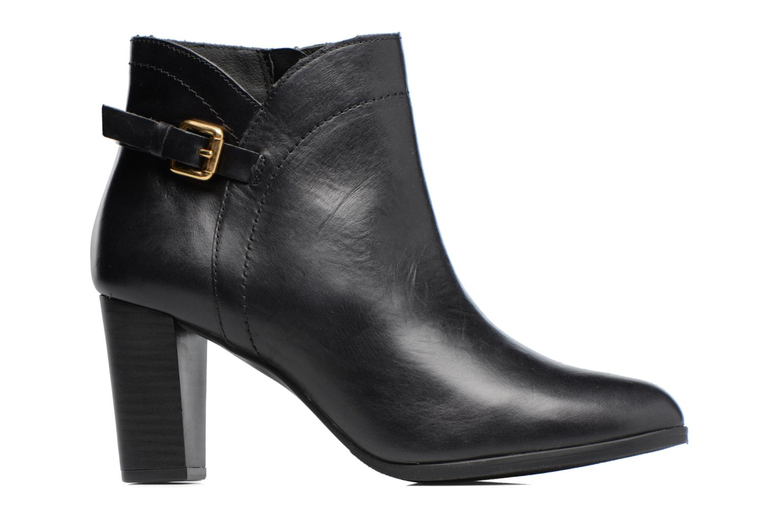 Ankle boots Georgia Rose Lylia Black back view