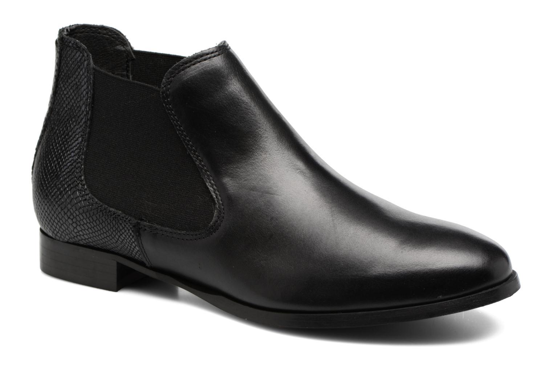 Zapatos Zapatos Zapatos casuales salvajes Georgia Rose Lavole (Negro) en Botines 33bb82