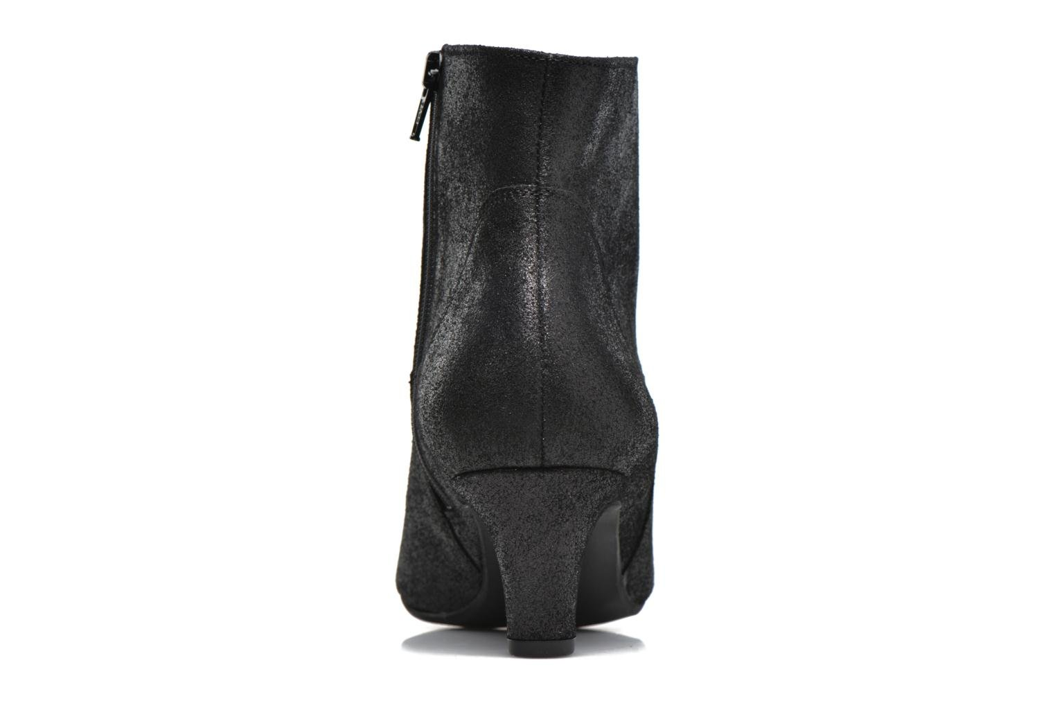 Ankle boots Georgia Rose Lovana Black view from the right