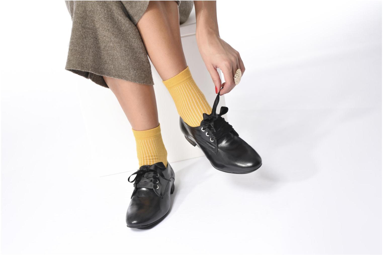 Tiempo limitado especial  Georgia Rose Lisy (Negro) con - Zapatos con (Negro) cordones en Más cómodo b883da