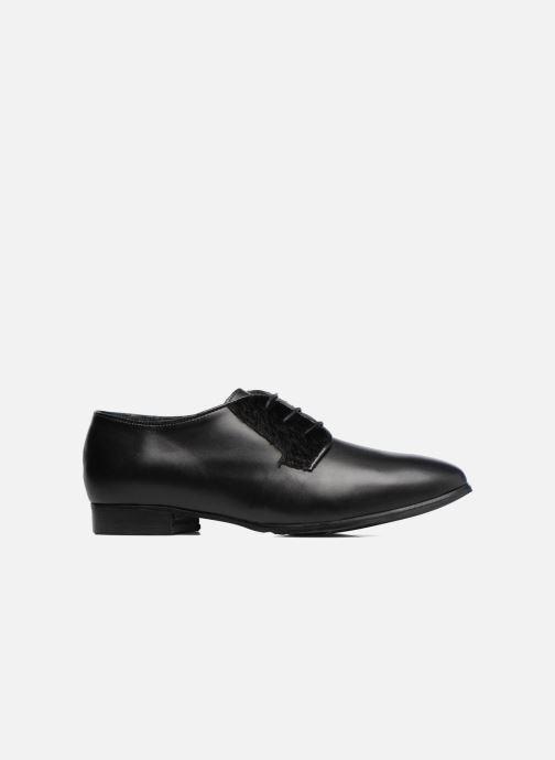 Lacets Lapra Rose Noir À Georgia Chaussures Cuir knP0wOX8