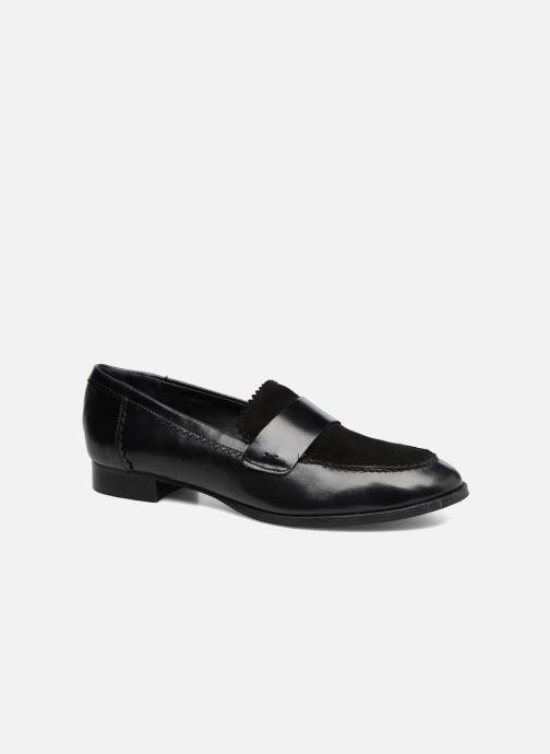 Loafers Georgia Rose Lesly Sort detaljeret billede af skoene
