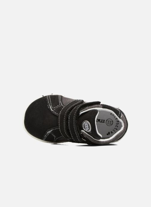 Sneakers Melania POLACCO VELCRI Grigio immagine sinistra