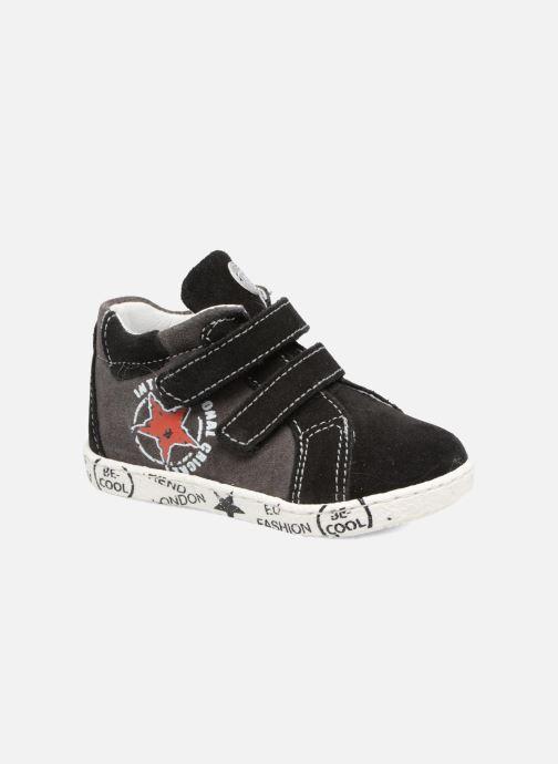 Sneakers Melania POLACCO VELCRI Grigio vedi dettaglio/paio