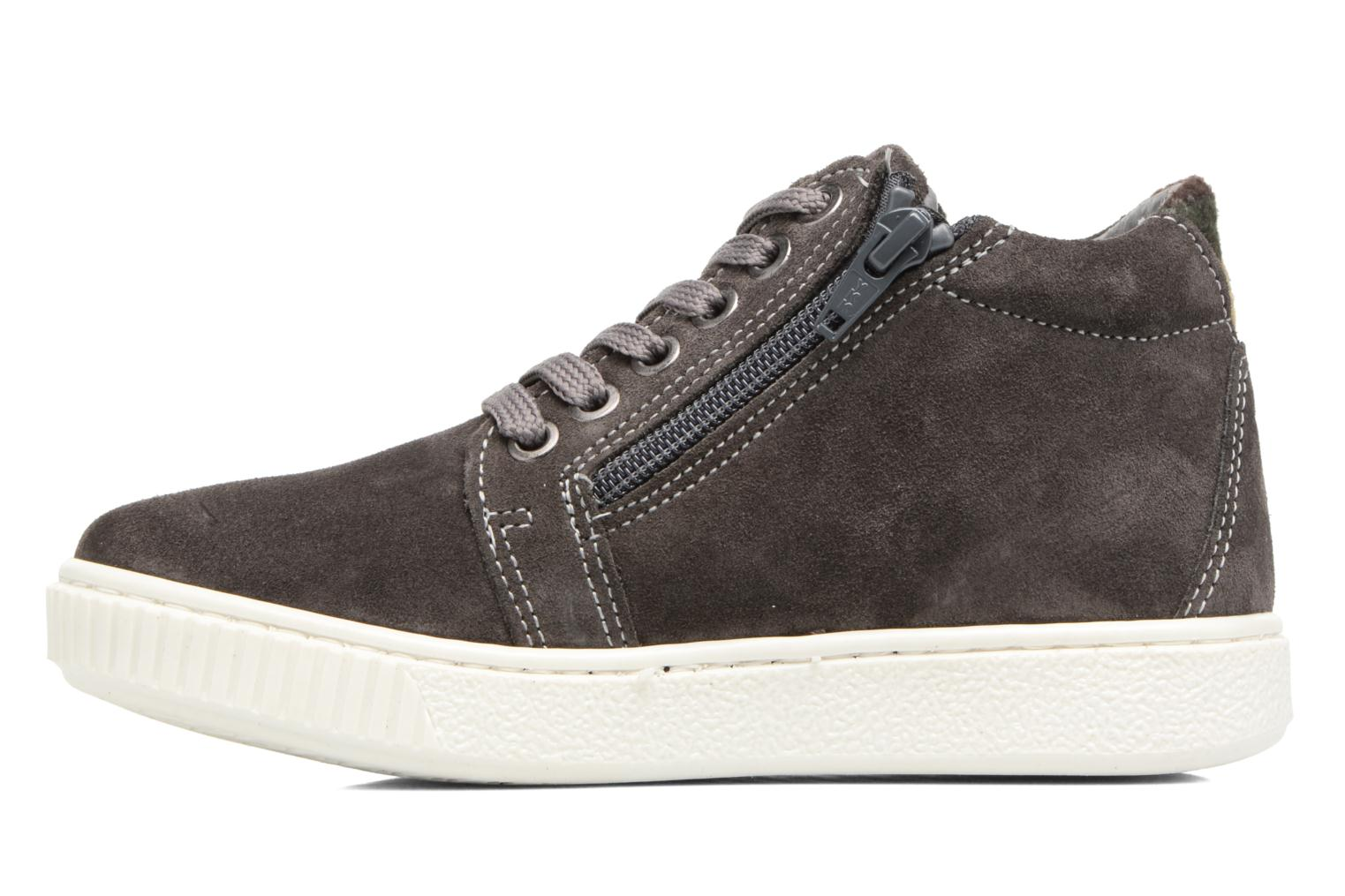 Trainers Melania POLACCO LACCI Grey front view