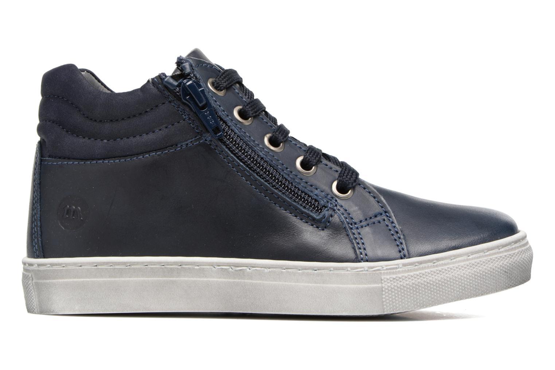 Sneakers Melania POLACCO LACCI Azzurro immagine posteriore