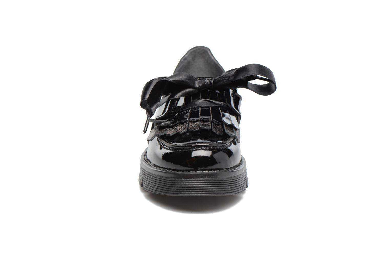 Loafers Melania SC. BASSA LACCI Sort se skoene på
