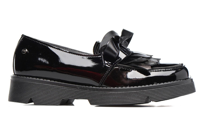 Loafers Melania SC. BASSA LACCI Black back view