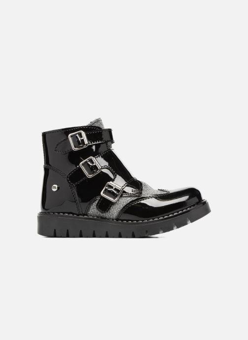 Boots & wellies Melania TRONCHETTO FIBBIE Black back view