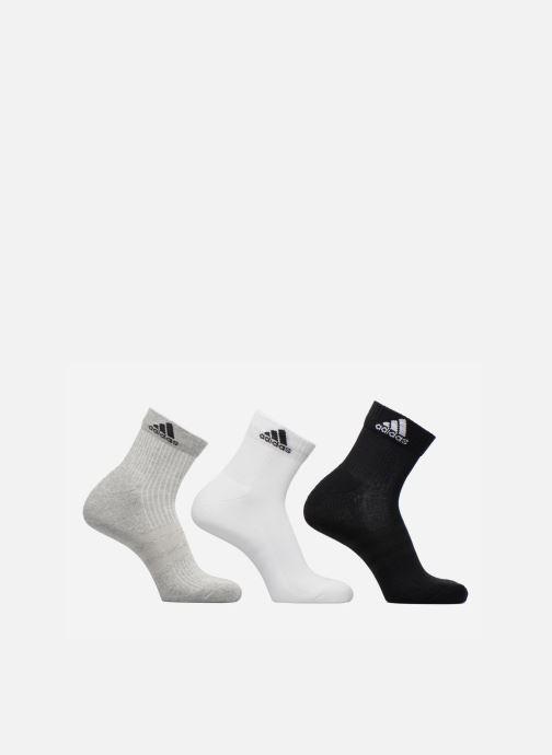 Chaussettes et collants adidas performance 3S PER AN HC 3P Gris vue détail/paire