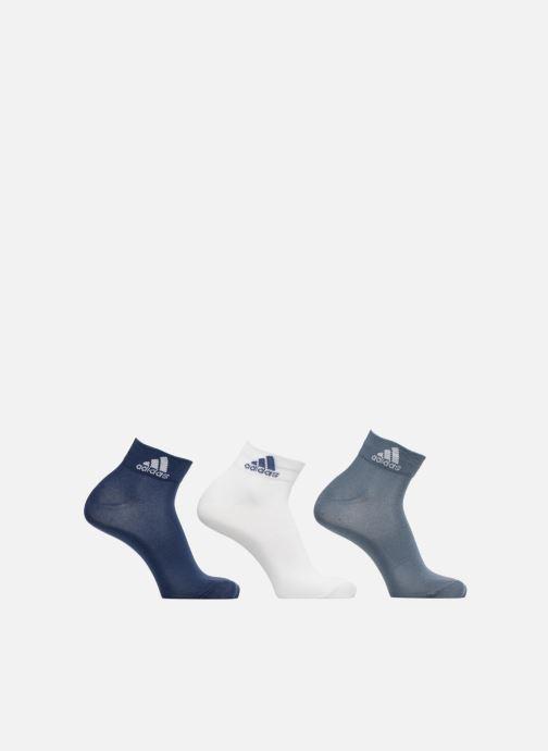 Calze e collant adidas performance PER ANKLE T 3PP Azzurro vedi dettaglio/paio