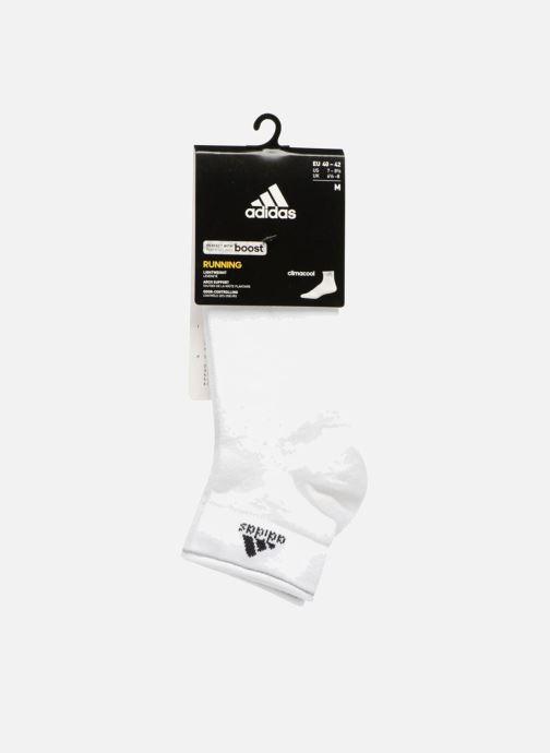 Socken & Strumpfhosen Adidas Performance R LIGH ANK T 1P weiß schuhe getragen