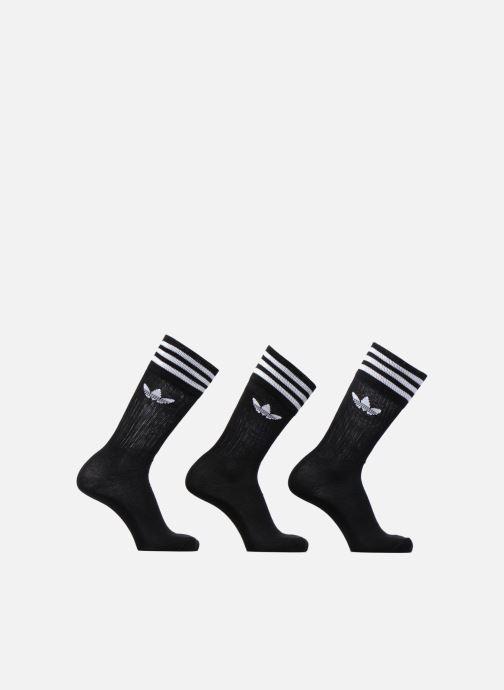 Socken & Strumpfhosen adidas performance SOLID CREW SOCK 3P schwarz detaillierte ansicht/modell