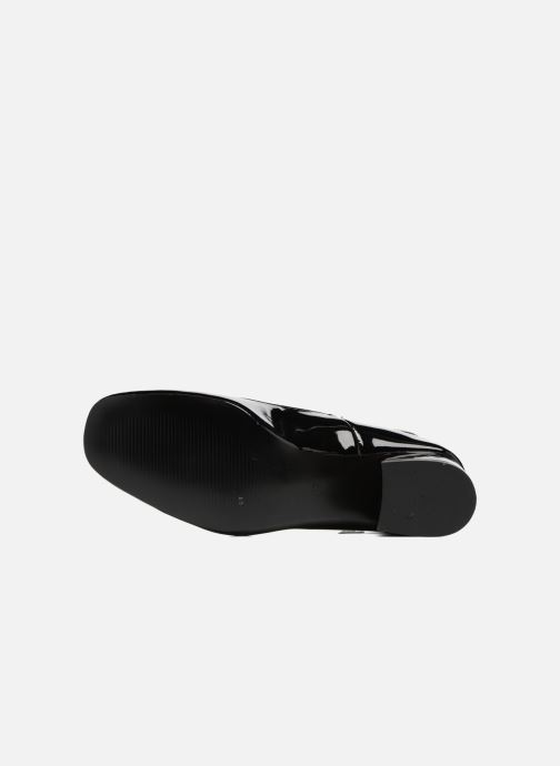 Ballerines I Love Shoes CAMILLA Noir vue haut