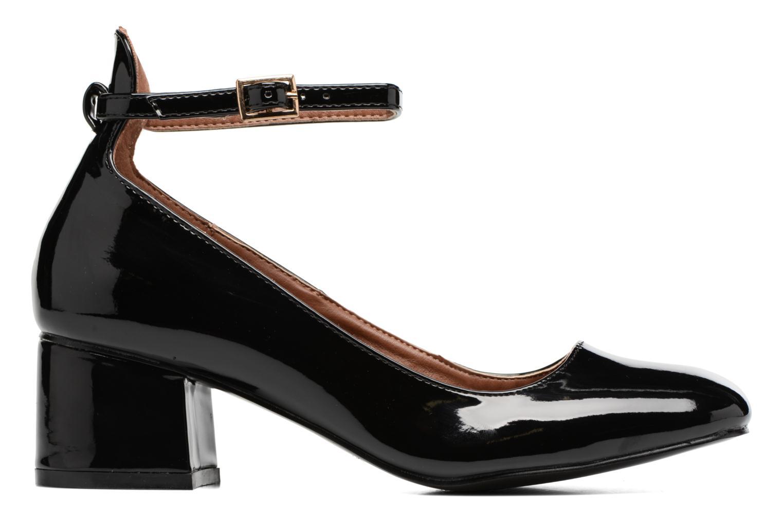 Ballerines I Love Shoes CAMILLA Noir vue derrière