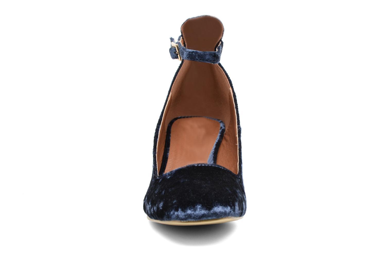 Ballet pumps I Love Shoes CAMILLA Blue model view