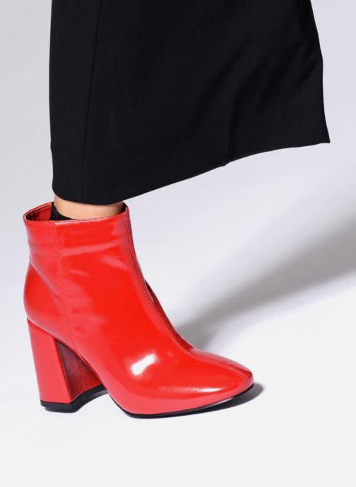Stivaletti e tronchetti I Love Shoes CORINA Rosa immagine dal basso