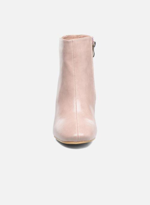 Bottines et boots I Love Shoes CORINA Rose vue portées chaussures