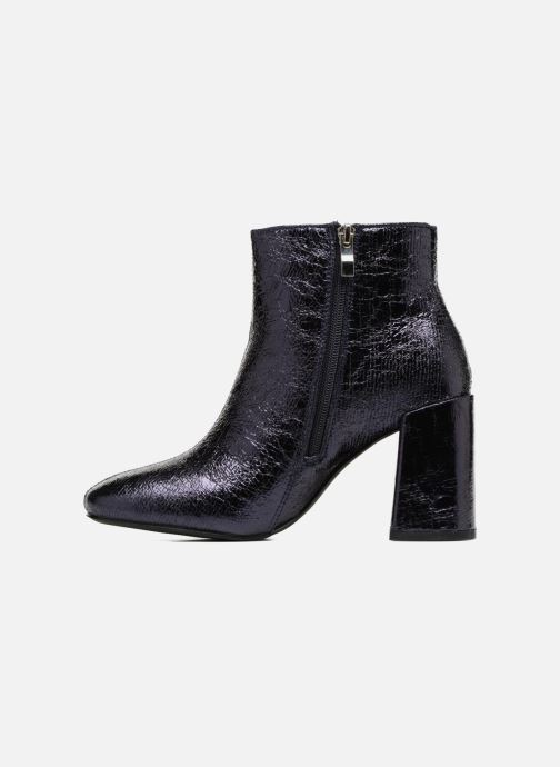 Bottines et boots I Love Shoes CORINA Bleu vue face