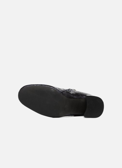 Bottines et boots I Love Shoes CORINA Bleu vue haut