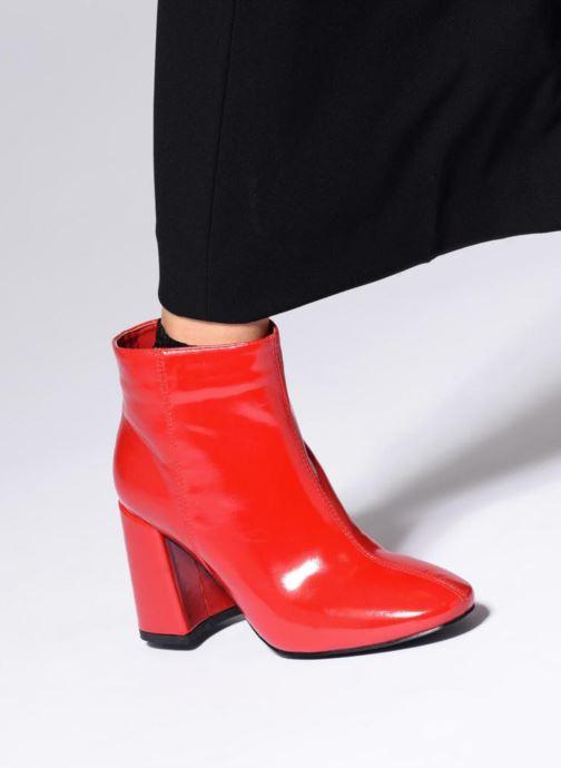 Boots en enkellaarsjes I Love Shoes CORINA Goud en brons onder