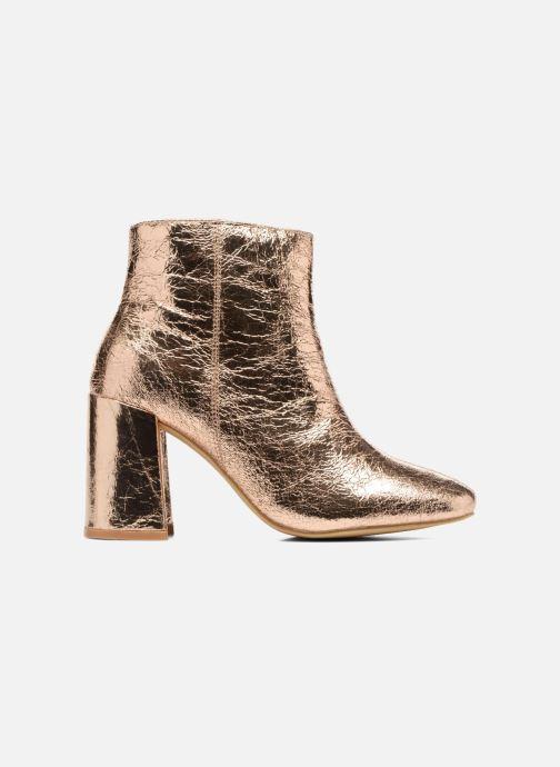 Boots en enkellaarsjes I Love Shoes CORINA Goud en brons achterkant